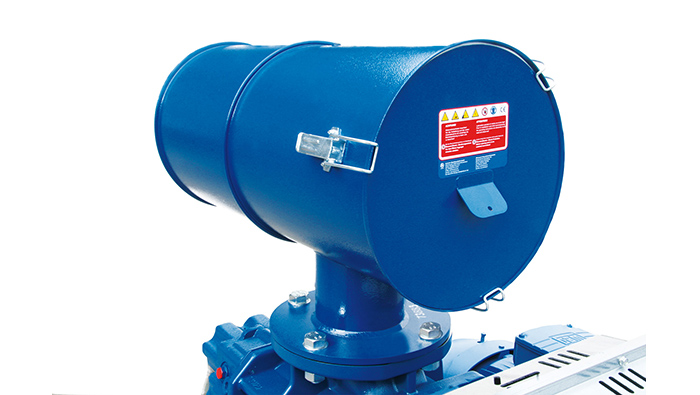 ATEX: Blower technology and explosion protection